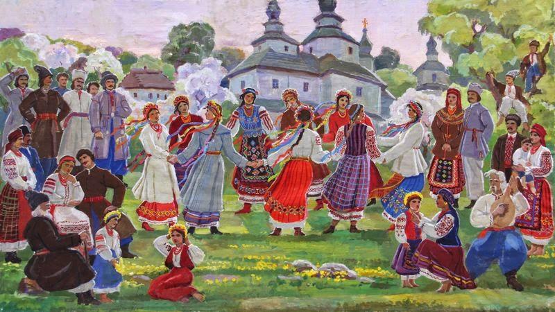 Гаївки. Традиції святкування.