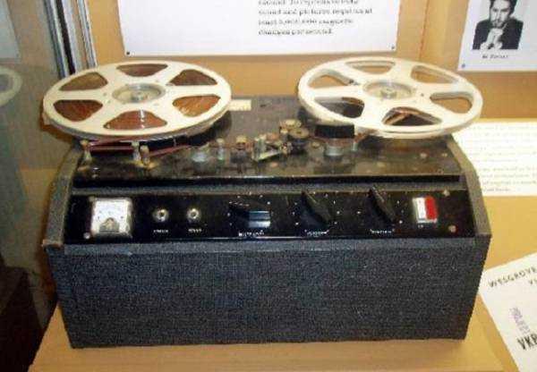 Побутовий відеомагнітофон «Telcan»