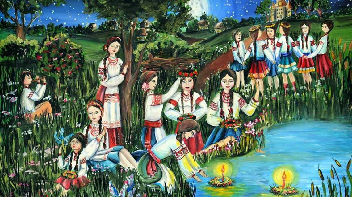Івана Купала — одне з найбільших літніх свят.
